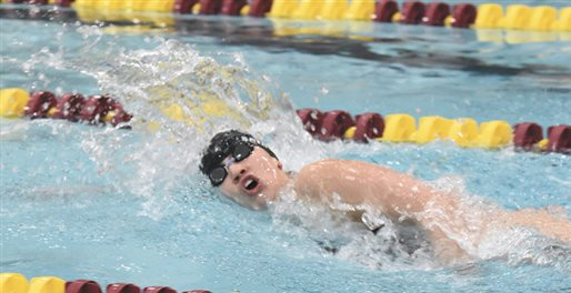Swimming and diving ties with Melrose for share of WCC championship