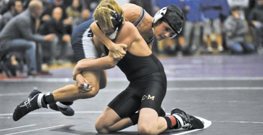 SC-M wrestlers finish eighth at Melrose Early Bird Invite
